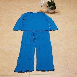 Victoria Secret Flannel Pajamas